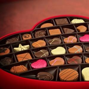 skicka choklad på nätet